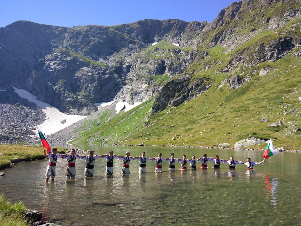 Байганьовски патриотизъм на Рилски езера